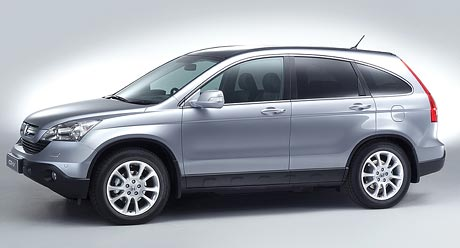 Honda CR-V – větší foto a další informace