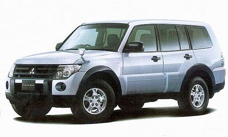 Mitsubishi Pajero: do Paříže s faceliftem