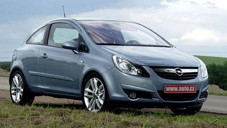 Opel Corsa se bude prodávat v USA