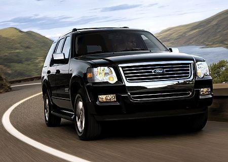 Ford Explorer oficiálně v Evropě