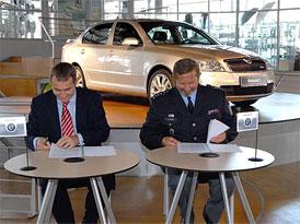 Škoda Octavia RS ve službách Policie ČR