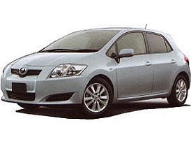 Nová Toyota Corolla se bude jmenovat Auris