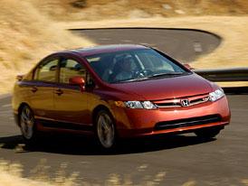 Honda Civic Si – 200 koní pro sedan