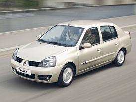 Renault Thalia 2007: dal�� vyd�n� dostupn�ho sedanu