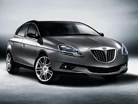 Lancia HPE Concept – Delta se vrací
