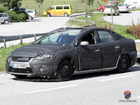 Spy Photos: nový Ford Mondeo