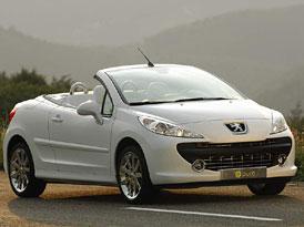 Peugeot Epure � n�stupce 206 CC