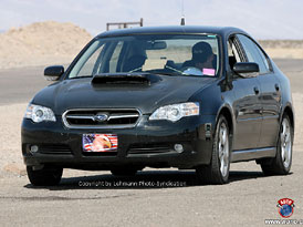 Spy Photos: Subaru Turbo v Death Valley