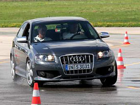 Audi S3: první jízdní dojmy