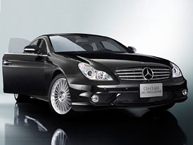 Japonsko: Mercedes-Benz CLS 350 AMG Sports Edition