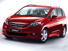 Modernizovaná Honda FR-V