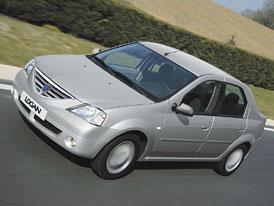 Dacia Logan 2007: Facelift a nov� motor