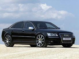 MTM Audi S6 a S8 – 300 km/h v pohodlí a luxusu