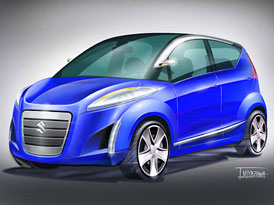 Suzuki Splash: premiéra konceptu v Paříži