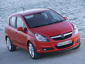 Opel dosáhl v roce 2007 znovu zisku