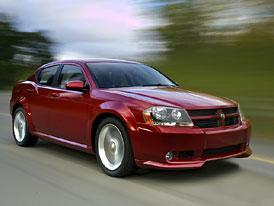 Dodge Avenger na �esk�m trhu od 659.000,-K�