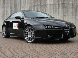 Autodelta: Alfa Romeo Brera J5 3.2 C