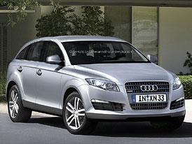 Spy Photos: Audi Q5-další SUV se představí v roce 2008