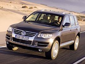 Volkswagen Touareg 2007 na �esk�m trhu od 1,29 milionu K�