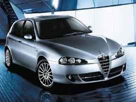 Alfa 147 za 399.000,- Kč, Alfa GT za 599.000,-Kč