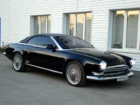 Volha V8 Roadster: návrat starých časů?