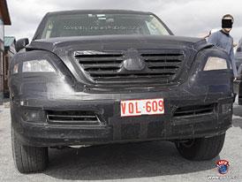 Spy Photos: nov� Toyota Land Cruiser/Lexus LX 470