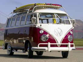 Volkswagen Chameleon: netradiční americký koncept