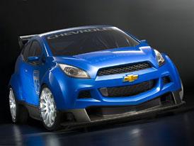 Koncept Chevrolet WTCC Ultra