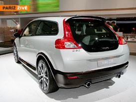 Volvo C30: první pařížské dojmy
