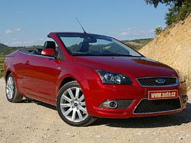 Ford Focus coupé-cabriolet - první jízdní dojmy!