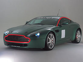 Aston Martin Rally GT: hlavně opatrně