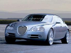 Jaguar oficiálně: nástupce S-Type se bude jmenovat XF