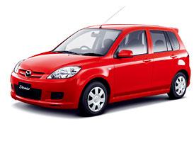 Mazda Demio pokořila hranici milionu vyrobených kusů