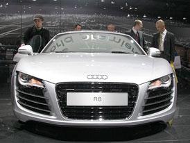 Video: Audi R8 v akci