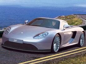 Tuning snů: 9ff Carrera GT