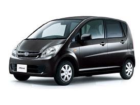 Daihatsu MOVE: městské vozítko