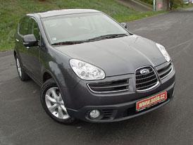 Subaru B9 Tribeca – jízdní dojmy a české ceny!