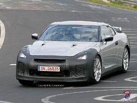 Spy Photos: Nissan Skyline GT-R na Nürburgringu