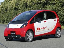 Mitsubishi i MiEV: sázka na elektřinu