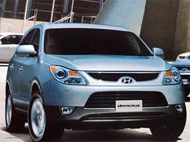 Hyundai Veracruz: první fotky