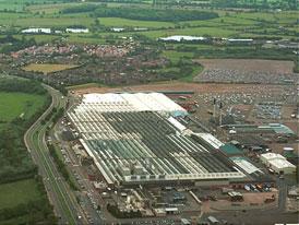 Dohoda GM Portugal na kompenzacích za uzavření továrny Azambuja