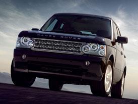 Pancéřovaný Range Rover
