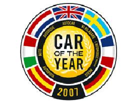 Finalisté ankety Auto roku 2007 známi