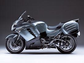 Kawasaki 1400 GTR: už se prodává, známe českou cenu
