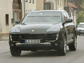Spy Photos: Porsche Cayenne