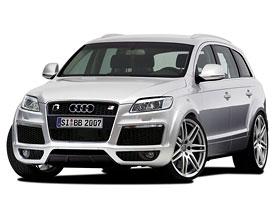 B&B Audi Q7 TDI: naftový rychlík