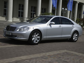 Mercedes-Benz S 600 Guard: osobní ochránce