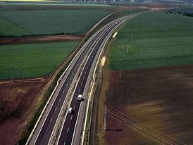 Během prosince 2006 bude otevřeno 66 km nových dálnic