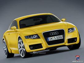 Spy Photos: velké kupé Audi A5 je na světě