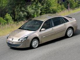 Spy Photos: nový Renault Laguna (zatím jen v bílých pláštích)